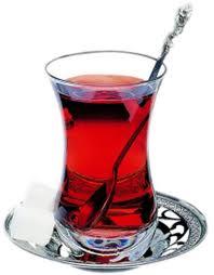 açık çay taş oluşumunu önler.
